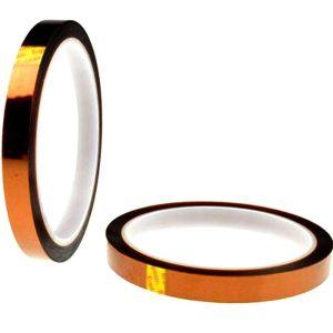 Kapton Yanmaz Termal Isı Maskeleme Bandı (10mm)