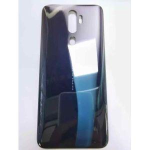 Oppo A5 2020-A9 2020 Arka Pil Kapağı-Siyah