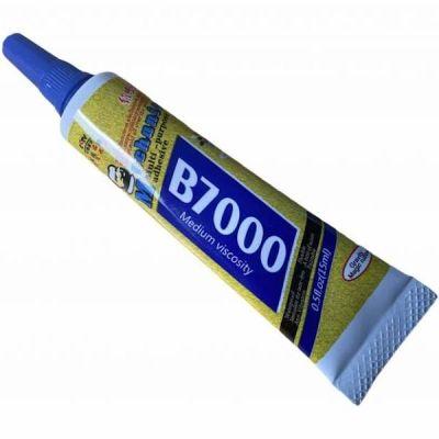 Mechanic B7000 Yapıştırıcı (15Ml) Şeffaf