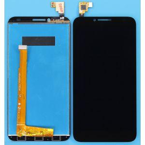 Alcatel İdol 2 (6037) Ekran Dokunmatik Siyah
