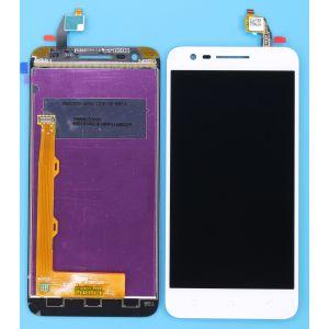 Lenova Vibe C2 Ekran+Dokunmatik-Beyaz