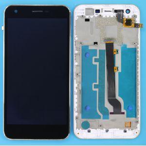 Vodafone (995) Smart 6 Ultra Ekran+Dokunmatik Çıtalı-Siyah