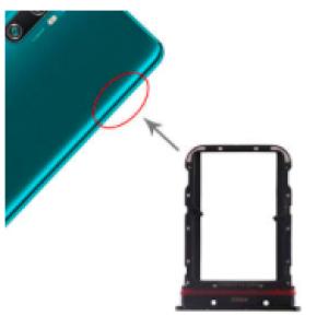 Xiaomi Redmi Note 10 Lite Sim Ve Sd Kart Tepsisi Siyah