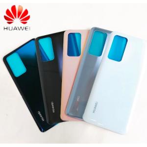 Huawei P40 Pro Arka Pil Kapağı-Silver
