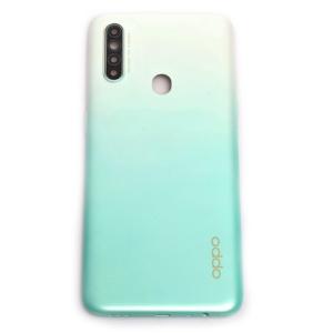 Oppo A31 2020 Arka Pil Kapağı-Beyaz