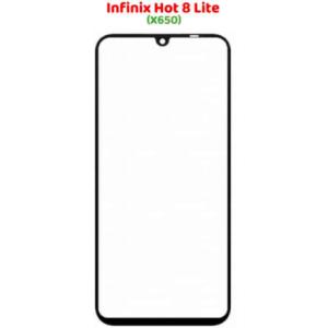 İnfinix Hot 8 Lite Ocalı Cam-Siyah