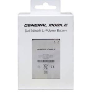 General Mobile Gm8 Go-Gm9 Go Servis 0rjinali Batarya