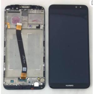Huawei Mate 10 Lite Çıkma Çıtalı Revize Orjinal Ekran Dokunmatik Siyah