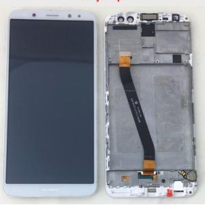 Huawei Mate 10 Lite Çıkma Çıtalı Revize Orjinal Ekran Dokunmatik Beyaz