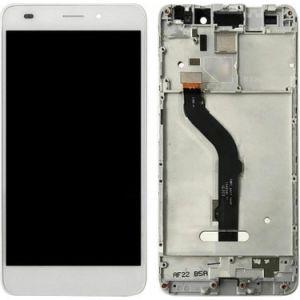 Huawei (Nmo-L31) Gt3 Ekran Dokunmatik Çıtalı Beyaz