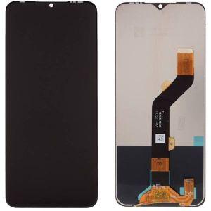 İnfinix HOT 9 Play (X680) Çıtasız Ekran Dokunmatik Siyah
