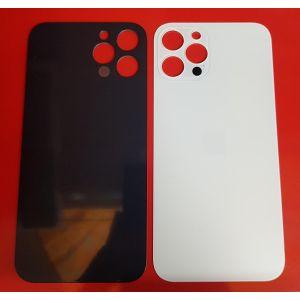 Apple İphone 12 Pro Max Arka Pil Kapağı-Beyaz