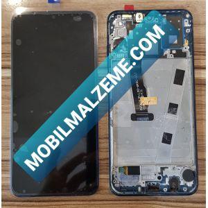 Huawei P30 Lite (MAR-LX1A) (48Mp) Ekran+Dokunmatik Çıtalı-Çıkma-Siyah