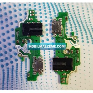 İnfinix Note 7 Lite Şarj Soketi Ve Mikrofon Bordu